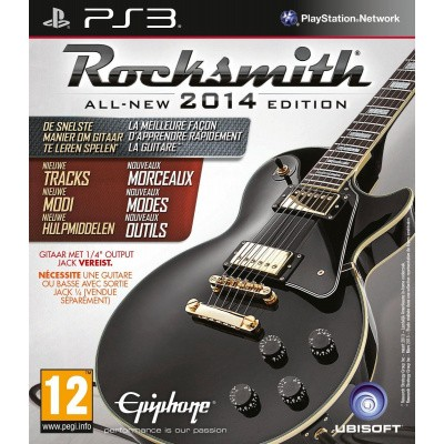 Rocksmith 2014 Edition (Game Only) PS3