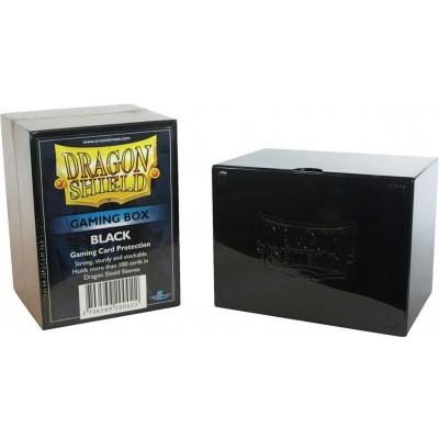 Foto van TCG Dragon Shield Deckbox - Black DECKBOX
