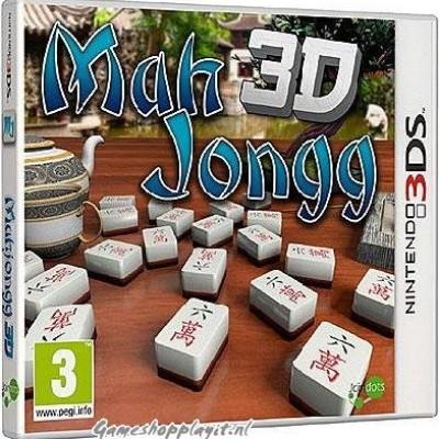 Foto van 3D Mahjongg 3DS