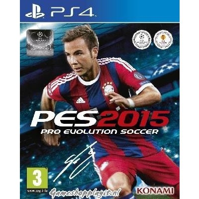 Pro Evolution Soccer 2015 (Pes 2015) PS4
