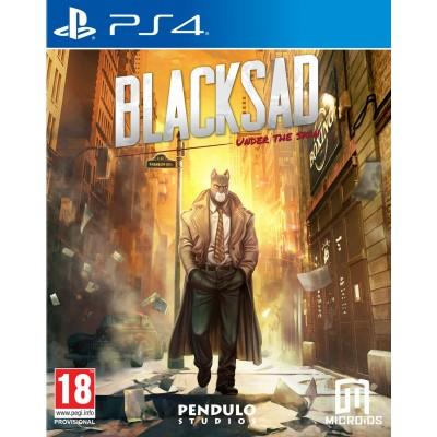 Blacksad: Under the Skin - Limited Edition PS4