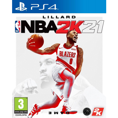 Foto van NBA 2K21 PS4