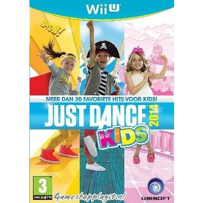 Foto van Just Dance Kids 2014 WII U