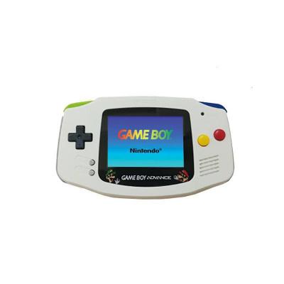Foto van Gameboy Advance Mario & Luigi Editie GBA CONSOLE (Gereviseerd)