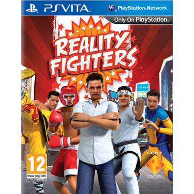 Foto van Reality Fighters PSVITA