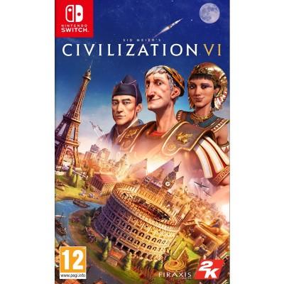 Civilization VI Sid Meier's SWITCH