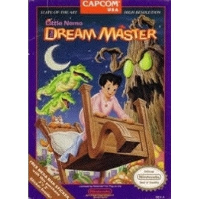 Foto van Little Nemo: The Dream Master NES