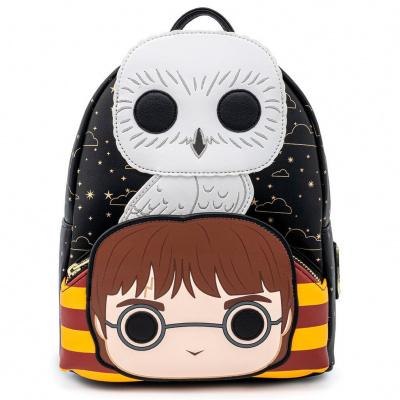 Foto van Loungefly: Harry Potter Hedwig Backpack 25cm MERCHANDISE