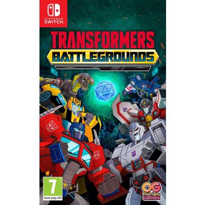 Foto van Transformers: Battlegrounds SWITCH