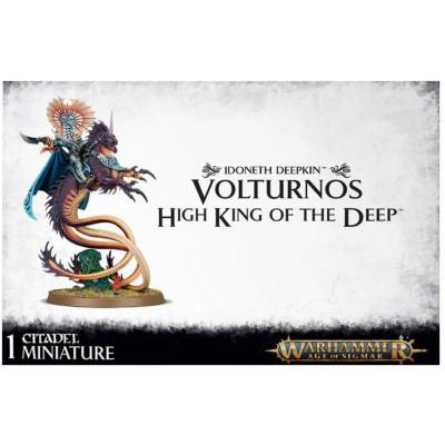 Foto van Idoneth Deepkin Volturnos High King Of The Deep Warhammer Age of Sigmar