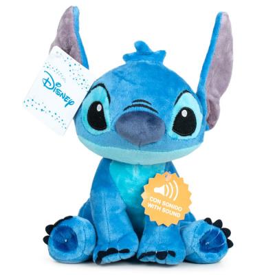 Foto van Disney - Stitch Soft Plush with Sound 30cm PLUCHE