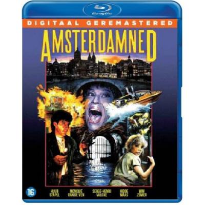 Amsterdamned BLU-RAY