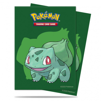 TCG Sleeves Pokémon Bulbasaur POKEMON