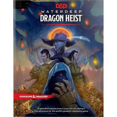 Foto van D&D Waterdeep Dragon Heist DUNGEONS AND DRAGONS