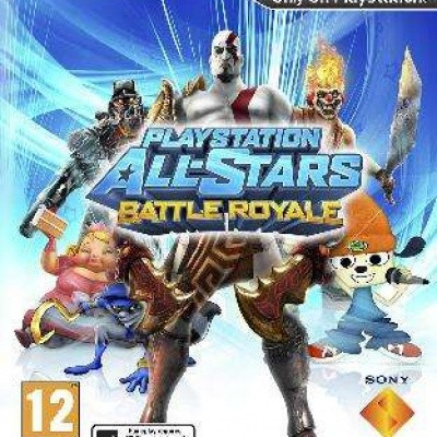 Foto van Playstation All-Stars Battle Royale PSVITA