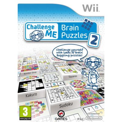 Foto van Challenge me: Brain Puzzles 2 WII