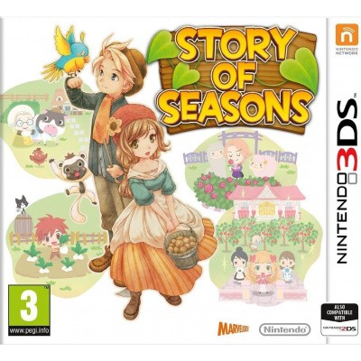 Foto van Story Of Seasons 3DS