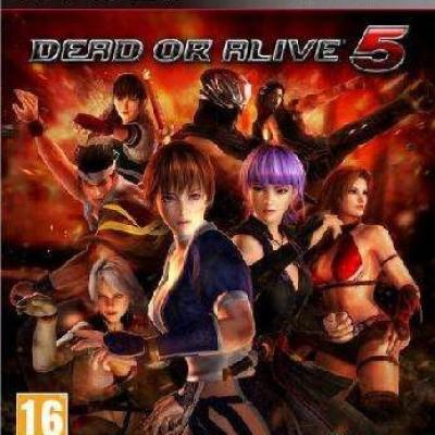 Foto van Dead Or Alive 5 PS3