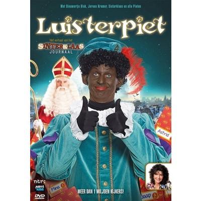 Luisterpiet - Het Verhaal Van Het Sinterklaas Journaal DVD
