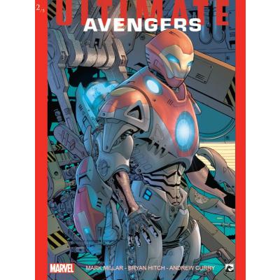 Foto van Ultimate Avengers 2 (NL-editie) COMICS