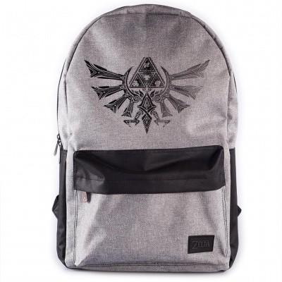Foto van Legend of Zelda - Grey Backpack MERCHANDISE