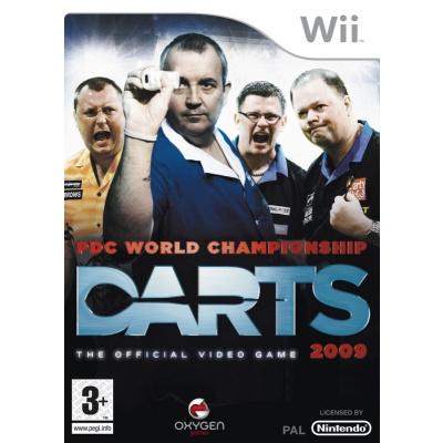 Pdc World Championship Darts 08 WII