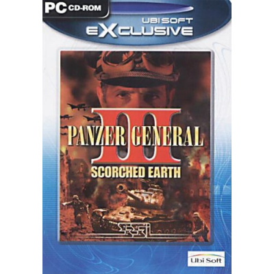 Foto van Panzer General 3 Scorched Earth (Ubisoft Exlusive Edition) PC