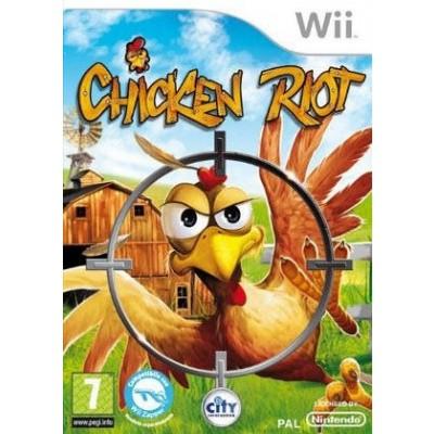 Foto van Chicken Riot WII