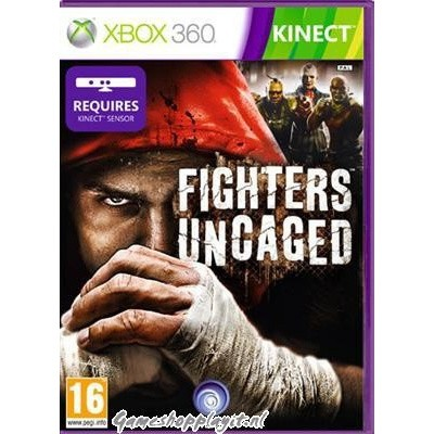 Fighters Uncaged(Requires Kinect) XBOX 360
