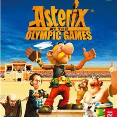 Foto van Asterix At The Olympic Games XBOX 360