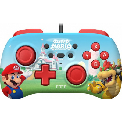 Foto van Hori Wired Mini Controller - Super Mario SWITCH