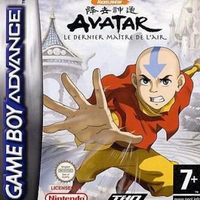 Foto van Avatar The Legend Of Aang GBA