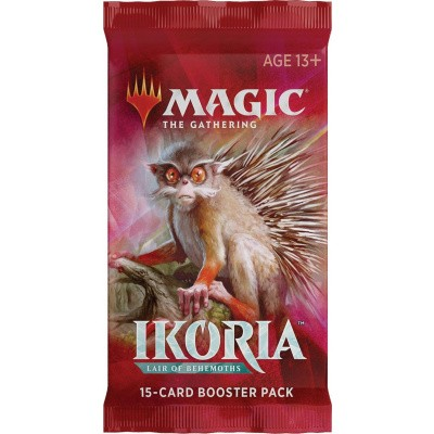 TCG Magic The Gathering Ikoria Lair Of Behemoths Booster Pack MAGIC THE GATHERING