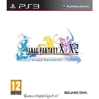 Final Fantasy X & X2 Hd Remaster PS3
