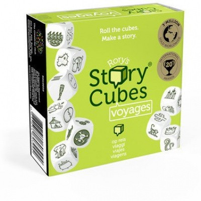 Rory's Story Cubes - Voyages BORDSPELLEN