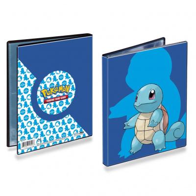 Foto van TCG Pokémon Squirtle Portfolio 4-Pocket POKEMON