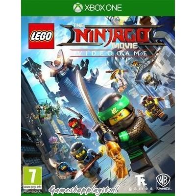 Foto van Lego Ninjago Movie Videogame XBOX ONE