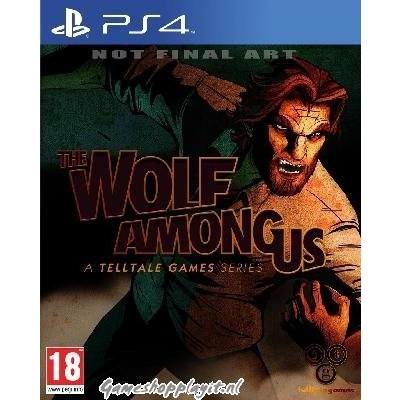 Foto van The Wolf Among Us PS4