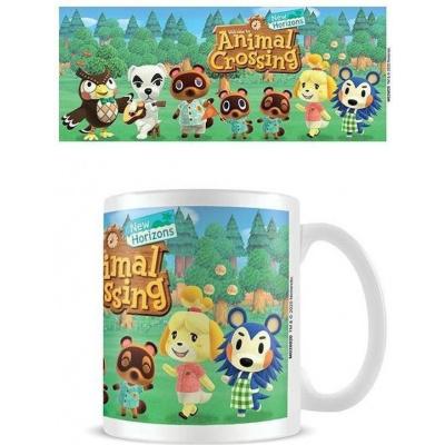 Foto van Animal Crossing Line Up Mug MERCHANDISE