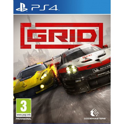 GRID: Day One Edition PS4