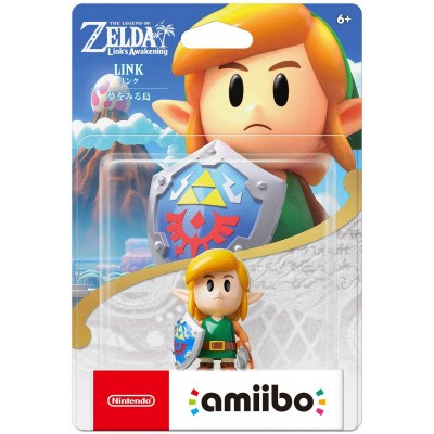 Amiibo The Legend of Zelda: Link's Awakening AMIIBO