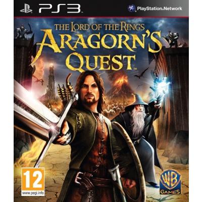 In De Ban Van De Ring Aragorn's Avontuur PS3