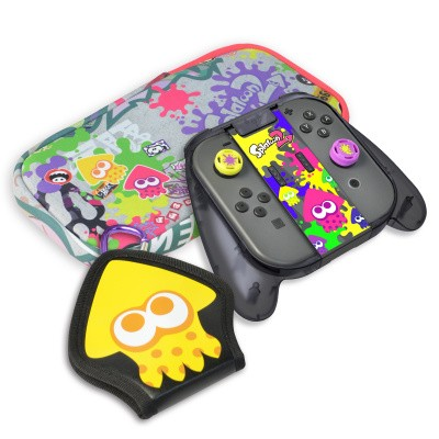 Foto van Hori Splatoon 2 Deluxe Splat Pack SWITCH