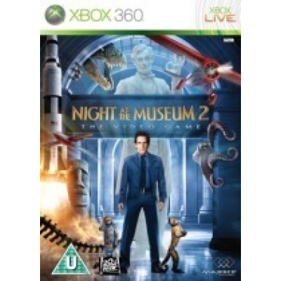 Foto van Night At The Museum 2 The Video Game XBOX 360