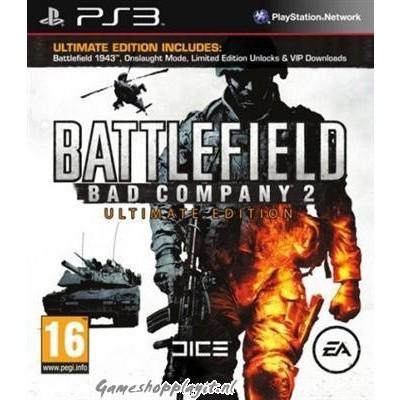 Foto van Battlefield Bad Company 2 Ultimate Edition PS3