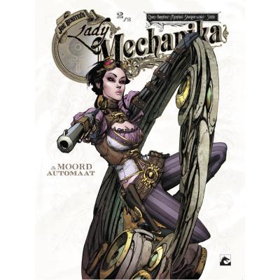 Lady Mechanika De Moordautomaat 2 (NL-editie) COMICS