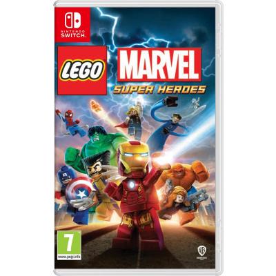 Foto van Lego Marvel Super Heroes SWITCH