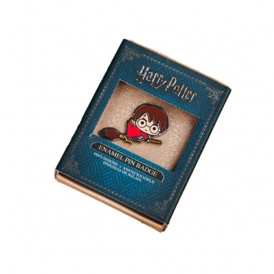 Harry Potter Chibi Pin Badge - Harry Potter MERCHANDISE