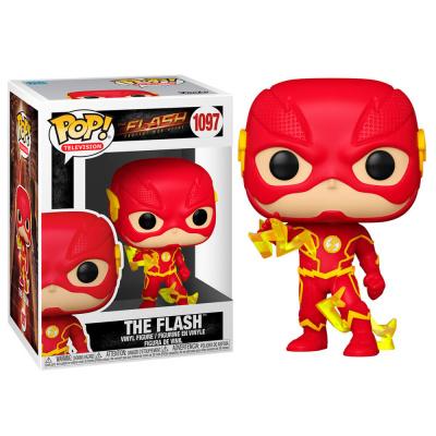 Foto van Pop! Television: DC Comics The Flash - The Flash FUNKO