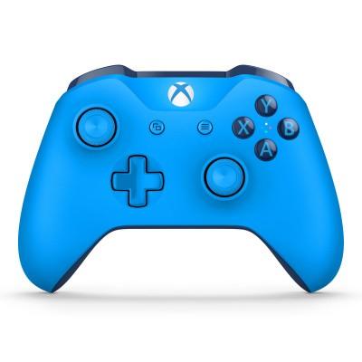 Foto van Wireless Controller One S Blue XBOX ONE
